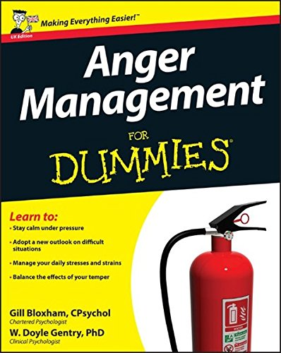 Anger Management For Dummies: UK Edition von For Dummies