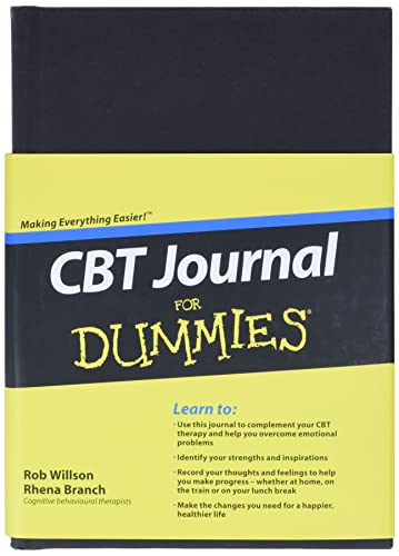 CBT Journal For Dummies von For Dummies