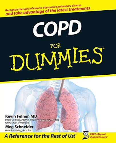 COPD For Dummies (For Dummies Series) von For Dummies