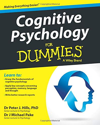 Cognitive Psychology For Dummies von Wiley