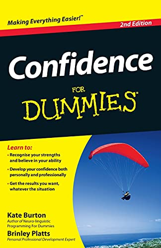 Confidence For Dummies von For Dummies
