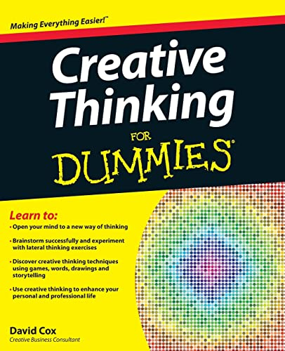 Creative Thinking For Dummies von For Dummies