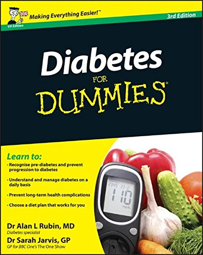 Diabetes For Dummies von For Dummies