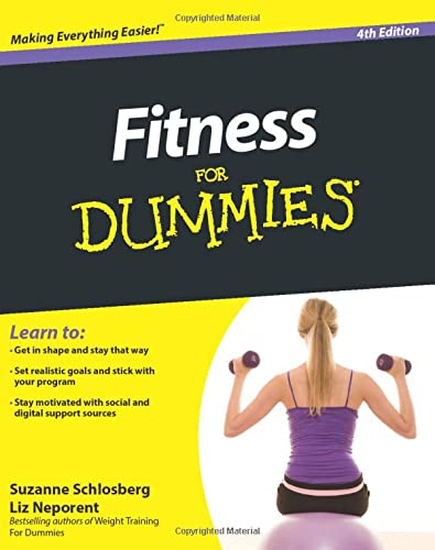 Fitness For Dummies (For Dummies Series) von For Dummies