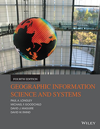 Geographic Information Science and Systems von Wiley