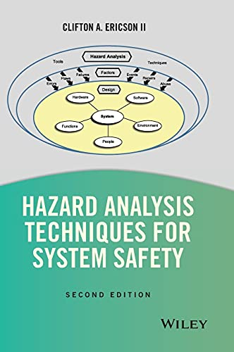 Hazard Analysis Techniques for System Safety von Wiley John + Sons