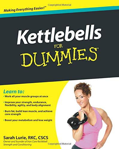 Kettlebells For Dummies (For Dummies Series) von For Dummies