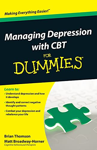 Managing Depression with CBT For Dummies von For Dummies