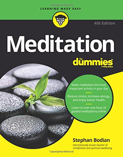 Meditation For Dummies (For Dummies (Religion & Spirituality)) von For Dummies