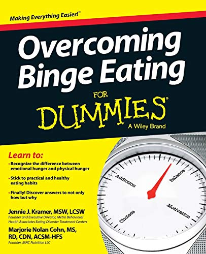 Overcoming Binge Eating For Dummies von For Dummies