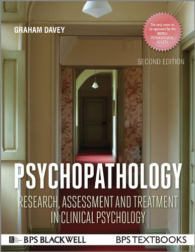 Psychopathology: Research, Assessment and Treatment in Clinical Psychology (BPS Textbooks in Psychology) von Wiley John + Sons / Wiley, John, & Sons, Inc