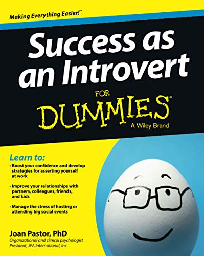 Success as an Introvert For Dummies von For Dummies