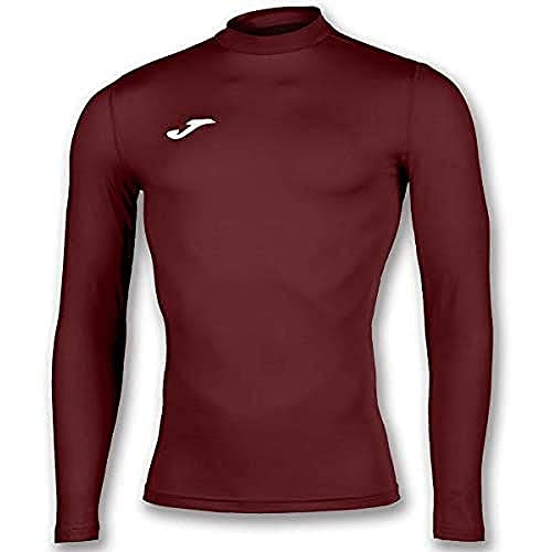 Joma Academy Thermo T-Shirt, Kinder, Bordeaux, 4XS-3XS von Joma