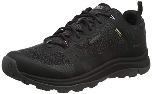 KEEN Damen 1022345_39 Trekking Shoes, Black, EU von KEEN