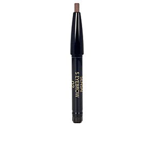 STYLING EYEBROW pencil refill #02-warm brown von Kanebo Sensai