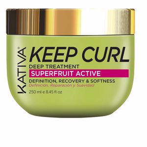 KEEP CURL deep treatment 250 ml von Kativa