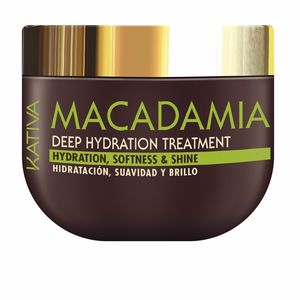 MACADAMIA deep hydration treatment 500 gr von Kativa