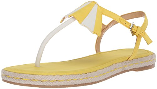 Katy Perry Damen The Shay Flache Sandale, gelb, 37 EU von Katy Perry