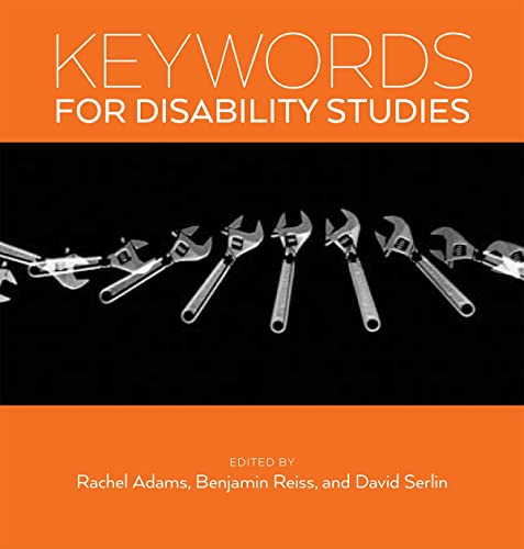 Keywords for Disability Studies von NEW YORK UNIV PR