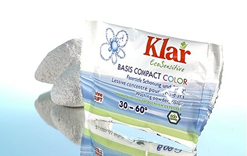 Klar - Basis Compact Color 60g von Klar