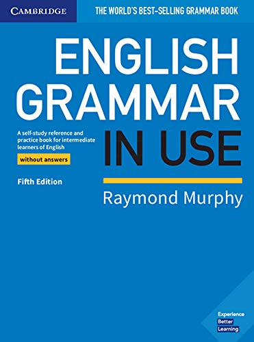 English Grammar in Use: Fifth Edition. Book without answers von Klett Sprachen GmbH