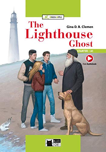 The Lighthouse Ghost: Book + free Audiobook (Green Apple) von Klett Sprachen GmbH