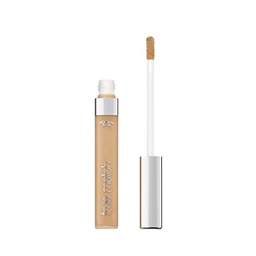 L'Oréal Paris Perfect Match Concealer 6.D/6.W Golden Honey, korrigiert Augenringe, kaschiert kleine Makel und hellt Schattenzonen im Gesicht auf von L'Oréal Paris
