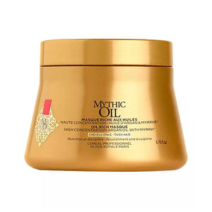 MYTHIC OIL oil rich masque thick hair 200 ml von L'Oréal Professionnel