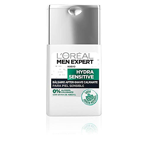 L'Oreal Men Expert Hydra Sensitive für sensible Haut Aftershave von L'Oreal Man Expert