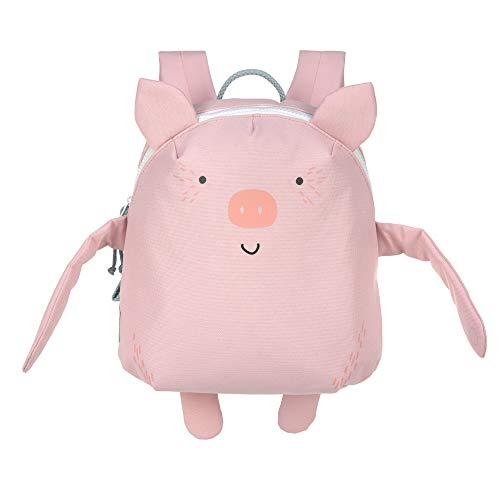 About Friends Beaver 24 cm L/ÄSSIG Kinderrucksack f/ür Kita Kindertasche Krippenrucksack mit Brustgurt//Tiny Backpack 3,3 L