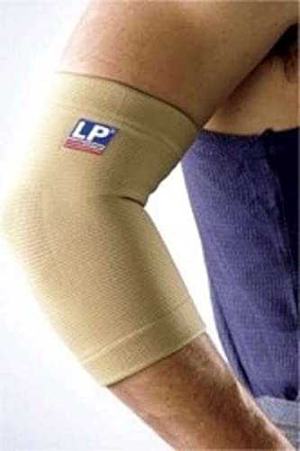 LP Support Basic Ellenbogenbandage Naturfarben von LP Support