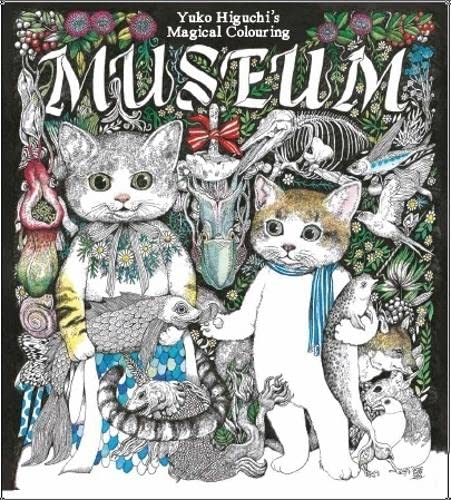 Museum: A Magical Colouring Adventure (Colouring Books) von Laurence King Publishing