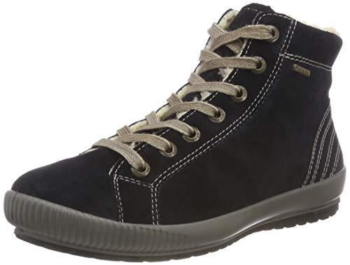 Legero Tanaro, Damen High-Top Sneaker, Blau (Pacific 80), 41 EU (7 UK) von Legero