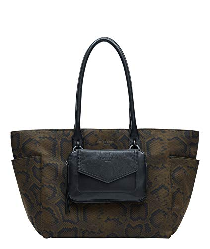 Liebeskind Berlin Betty Shopper, Large (29.5 cm x 34 cm x 19.5cm), pecan von Liebeskind Berlin