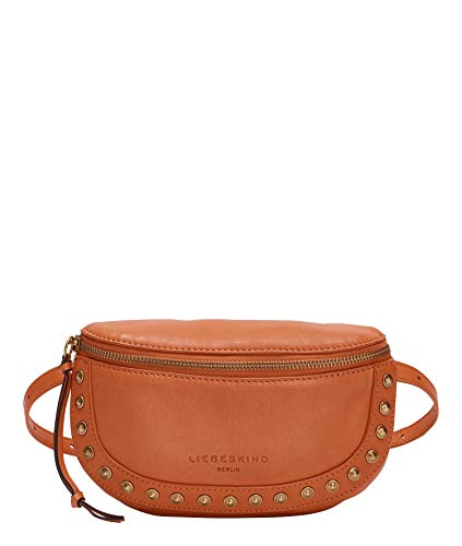 Liebeskind Berlin Farrah Belt Bag, Small (10.5 cm x 23 cm x 6cm), sunset von Liebeskind Berlin