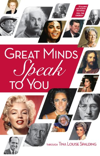 Great Minds Speak to You [With CD (Audio)] von LIGHT TECHNOLOGY PUB