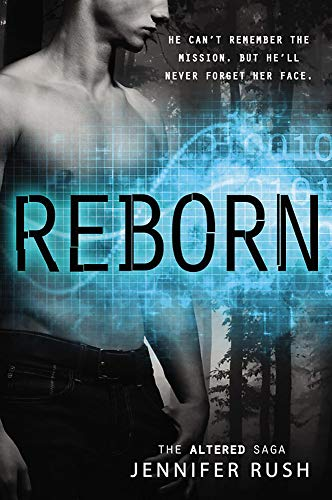 Reborn (Altered, Band 3) von Little, Brown Books for Young Readers