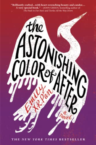 The Astonishing Color of After von Little, Brown Books for Young Readers