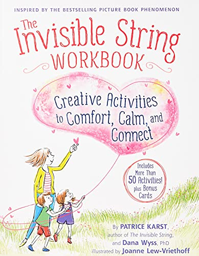 The Invisible String Workbook: Creative Activities to Comfort, Calm, and Connect von Little, Brown Books for Young Readers
