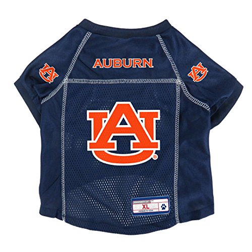 Littlearth NCAA Auburn Tigers Pet Jersey, Medium von Littlearth