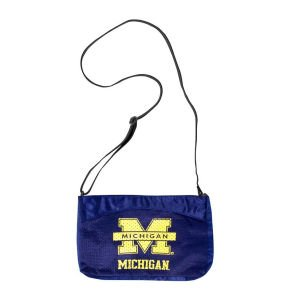 Littlearth Damen NCAA Michigan Wolverines Jersey Mini Geldbörse, mais, 26,7 cm von Littlearth