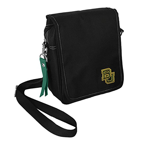 Littlearth NCAA Baylor Bears Ribbon Satchel Purse von Littlearth