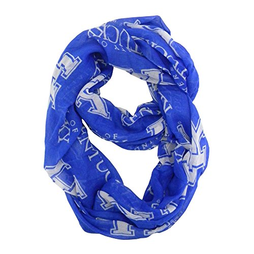 Littlearth NCAA Kentucky Wildcats Sheer Infinity Scarf von Littlearth
