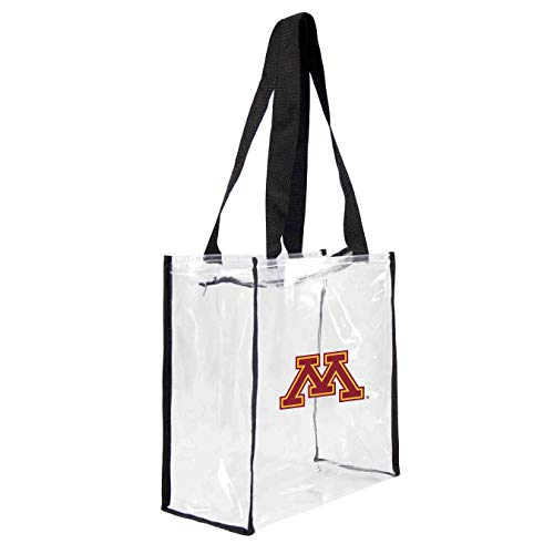 Littlearth NCAA Minnesota Golden Gophers Square Stadium Tote von Littlearth