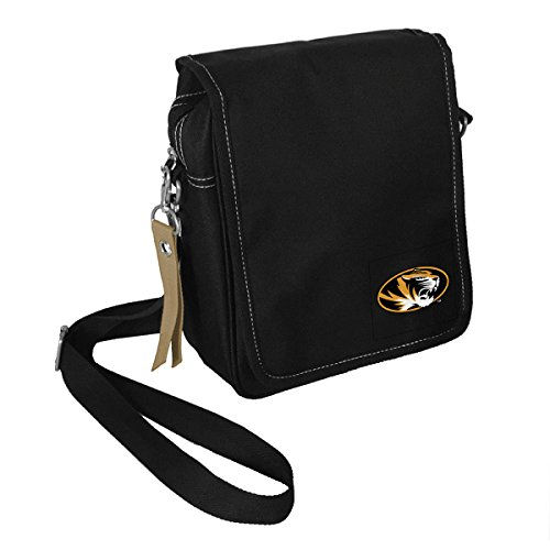 Littlearth NCAA Missouri Tigers Ribbon Satchel Purse von Littlearth