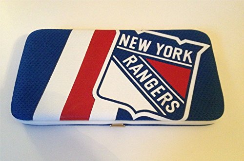 NHL New York Rangers Shell Mesh Geldbörse von Littlearth
