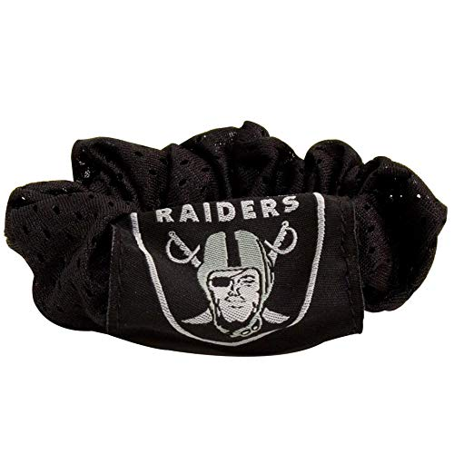 NFL Oakland Raiders Hair Twist Band von Littlearth
