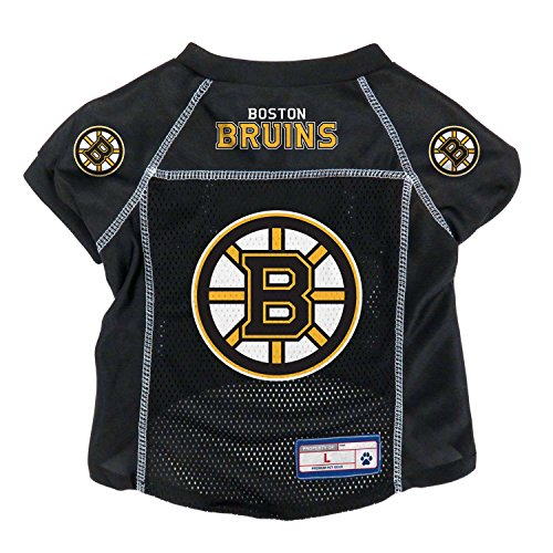 NHL Boston Bruins Pet Jersey, XS von Littlearth