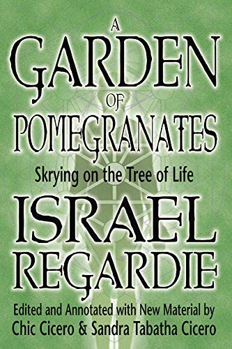 A Garden of Pomegranates a Garden of Pomegranates: Skrying on the Tree of Life Skrying on the Tree of Life von Llewellyn Publications,U.S.