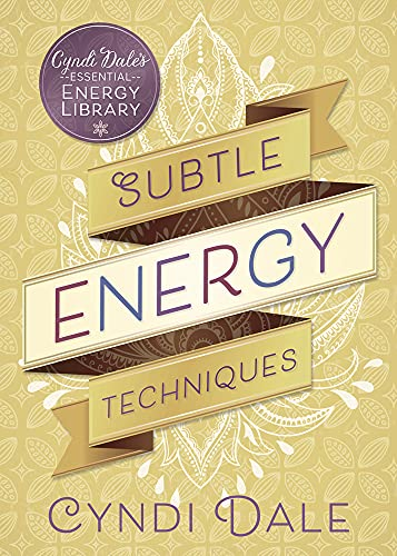 Subtle Energy Techniques (Cyndi Dale's Essential Energy Library, Band 1) von Llewellyn Publications,U.S.